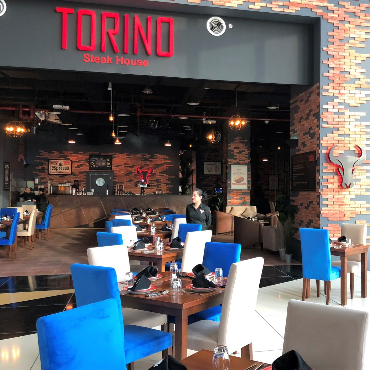 TORINO STEAKHOUSE - TAWAR MALL