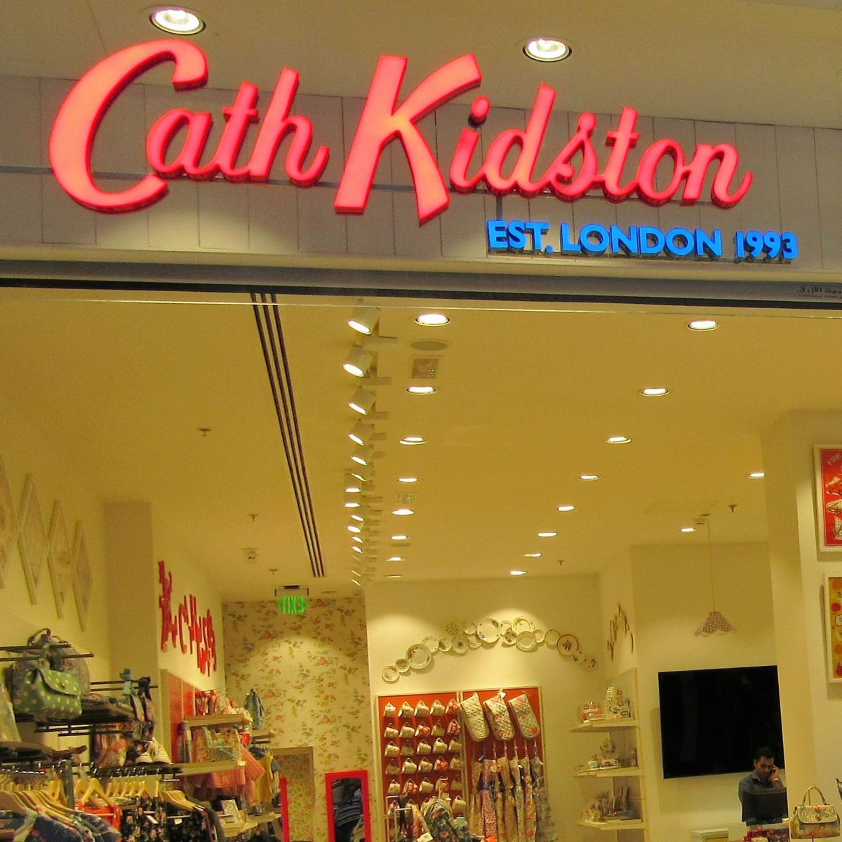 CATHKIDSTON - LANDMARK MALL
