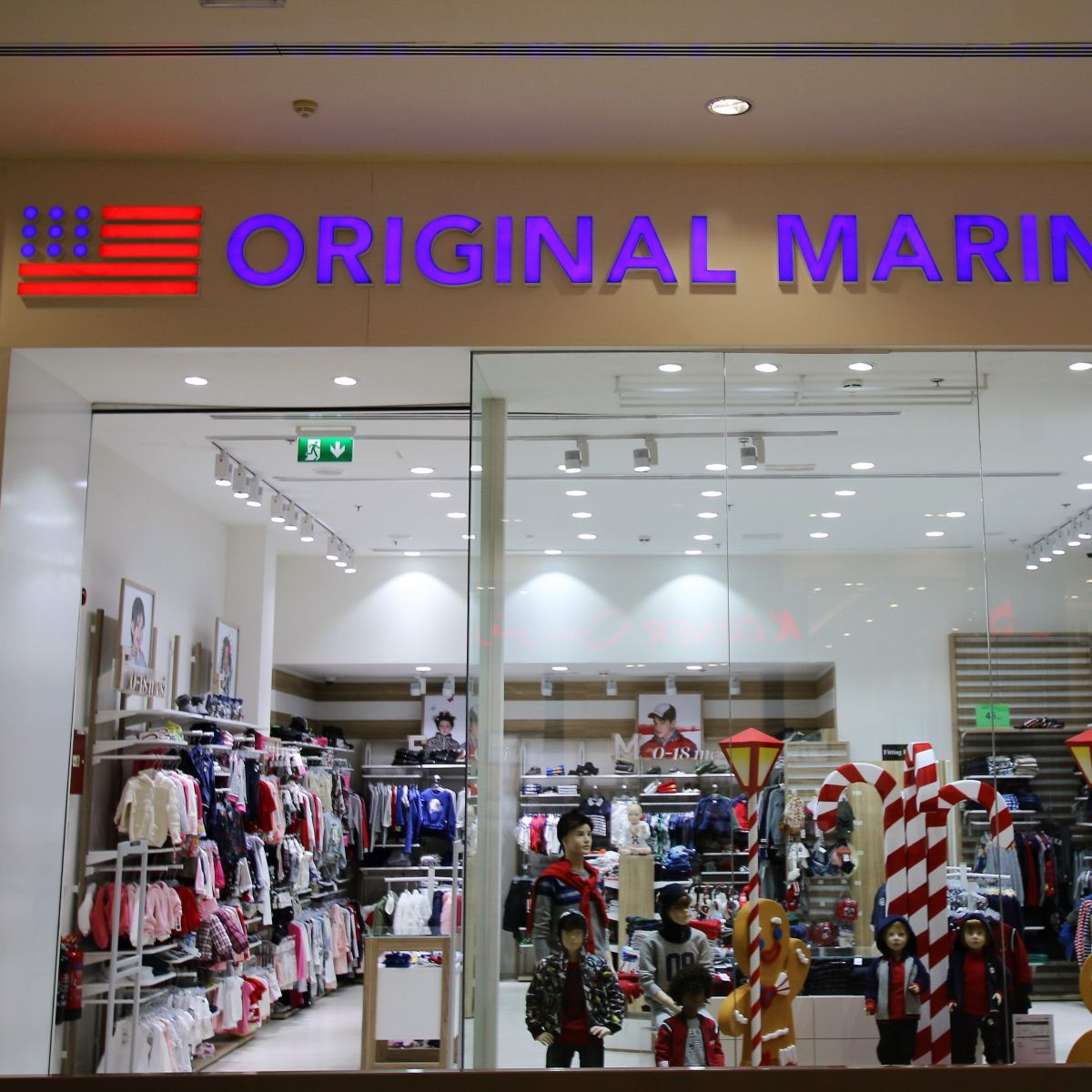 ORIGINAL MARINES - OUTLET MALL