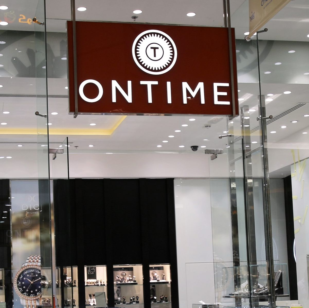 ON TIME - MIRDIFF CITY CENTER