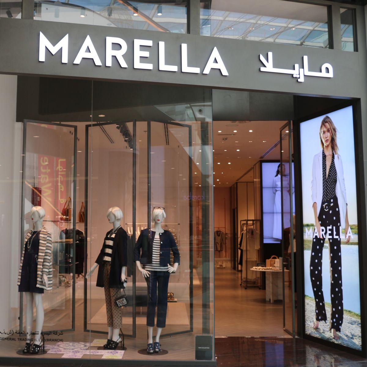 MARELLA - DUBAI FESTIVAL CITY